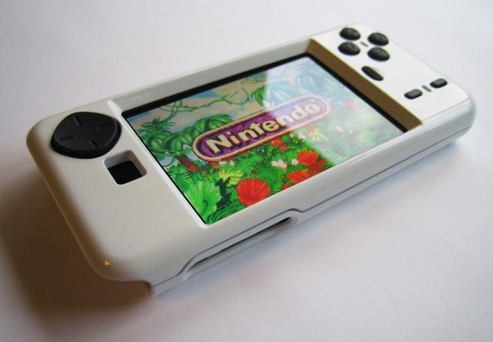iPhone Game Pad