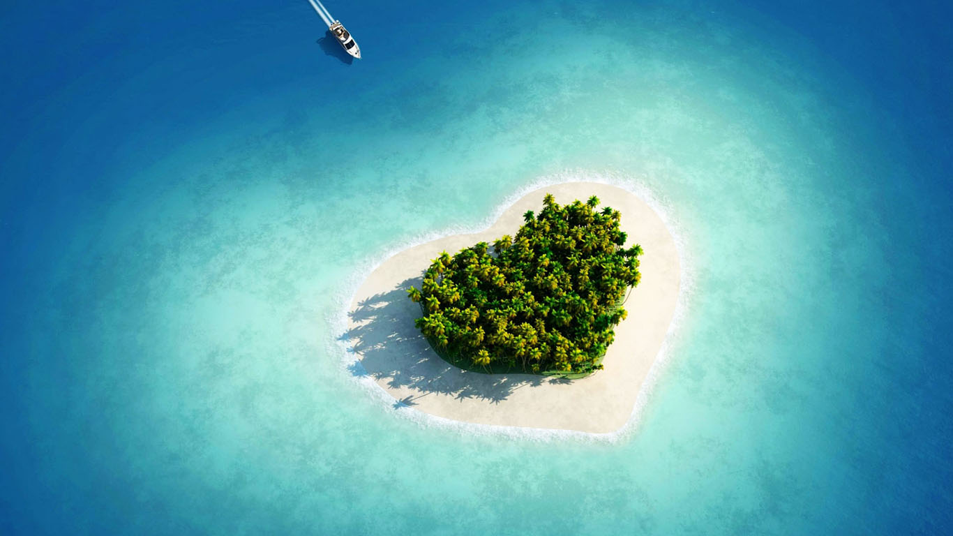 Love Wallpaper In Big Size : Love Island Wallpaper:Big Size Wallpapers