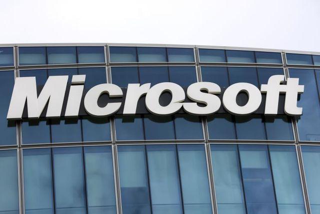 Рекордные продажи Microsoft